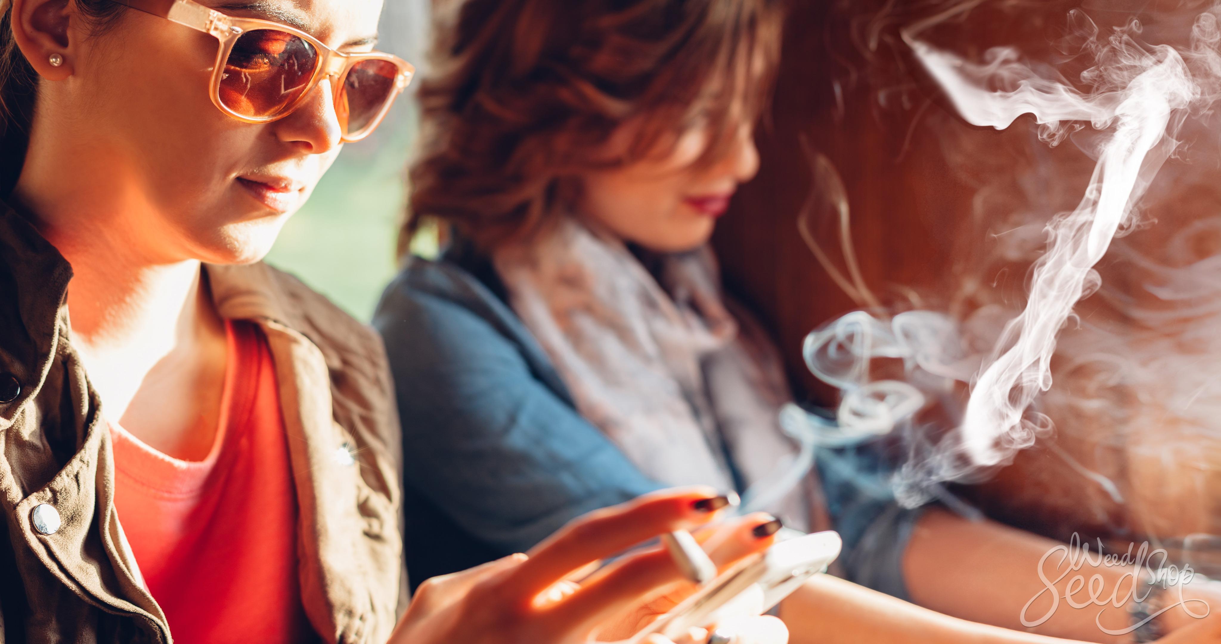 Les 7 meilleures applis sur le cannabis? - WeedSeedShop Blog