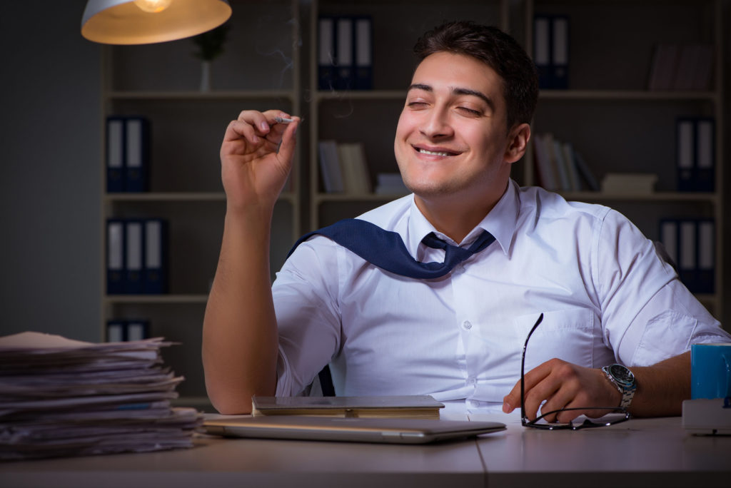 7 Tips on How To Stay Productive While High