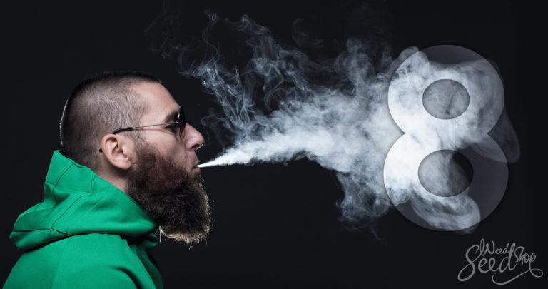 8 astuces pour réduire ta tolérance à la weed