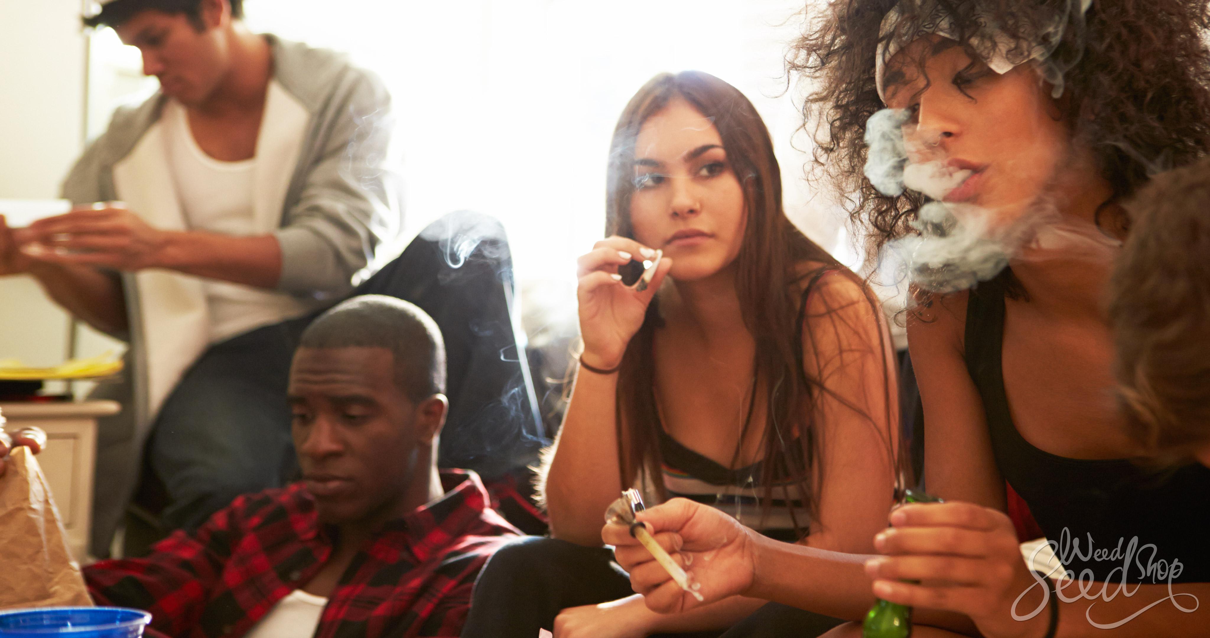 Verschillende Rookmethodes – Verandert het de high? - WeedSeedShop
