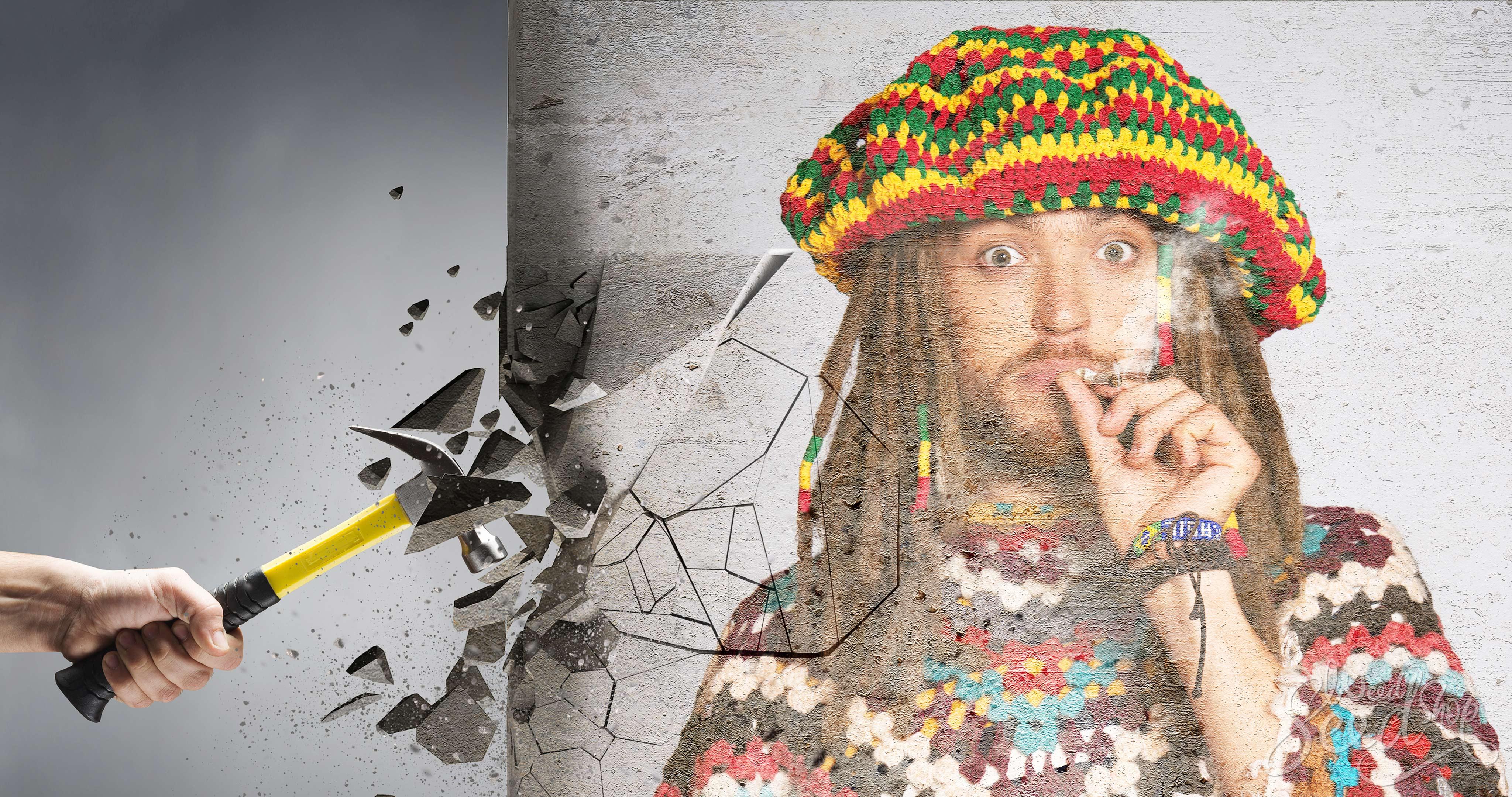 Combattre le stéréotype du consommateur de Marijuana