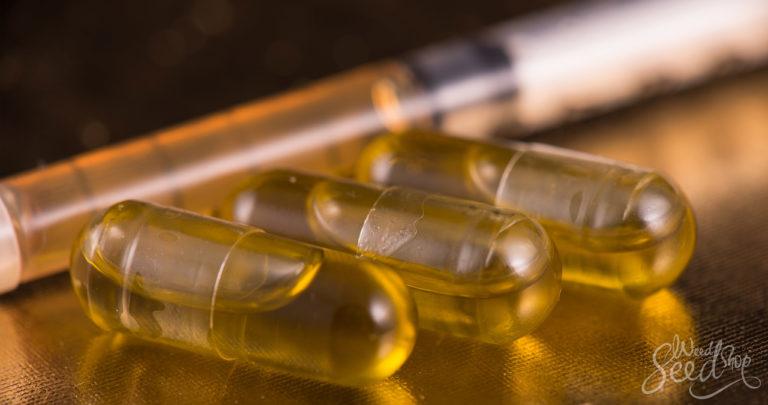 Destilados de cannabis: El futuro de la marihuana potente