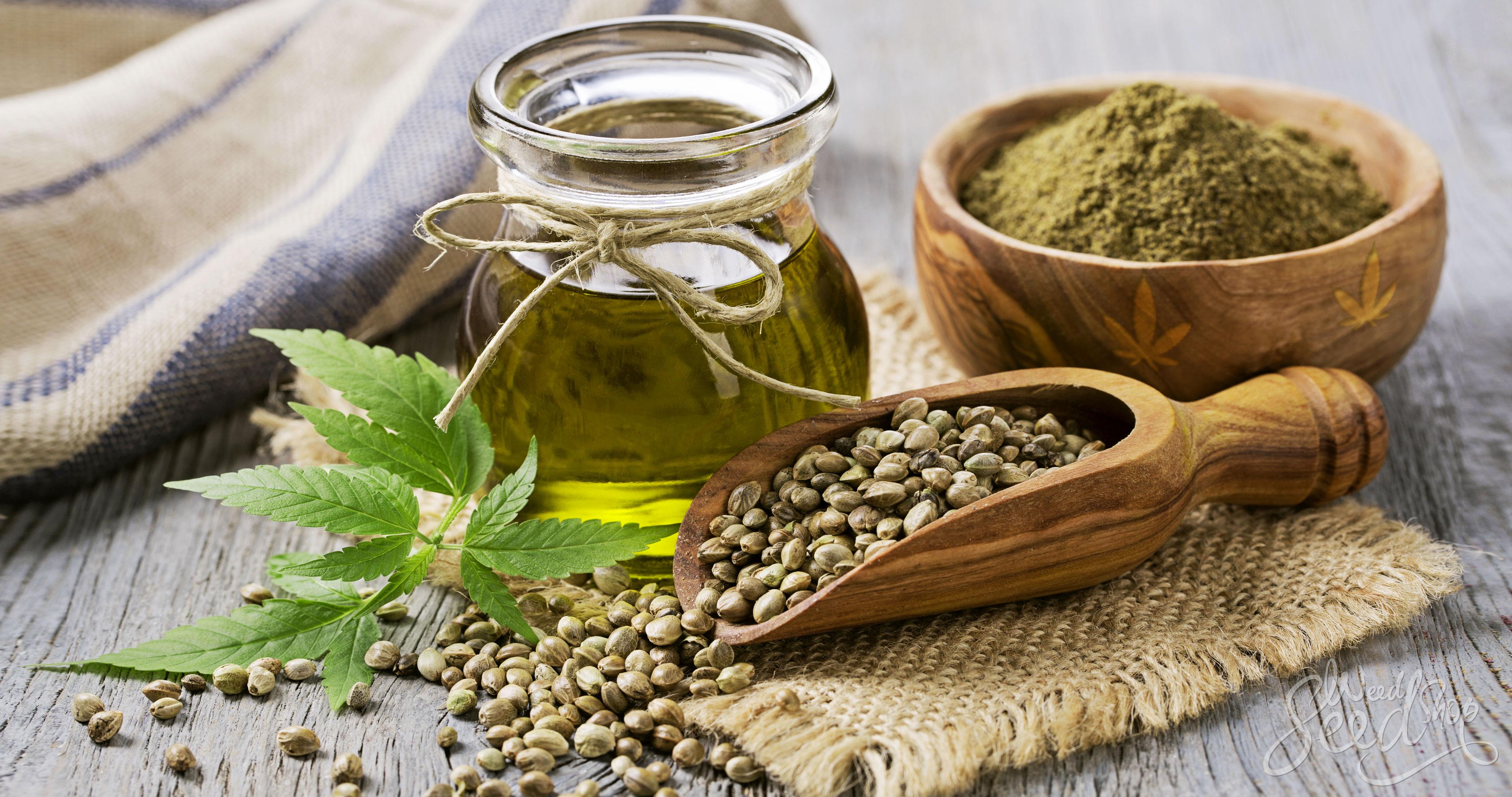 3 Usos Alternativos de las Semillas de Cannabis