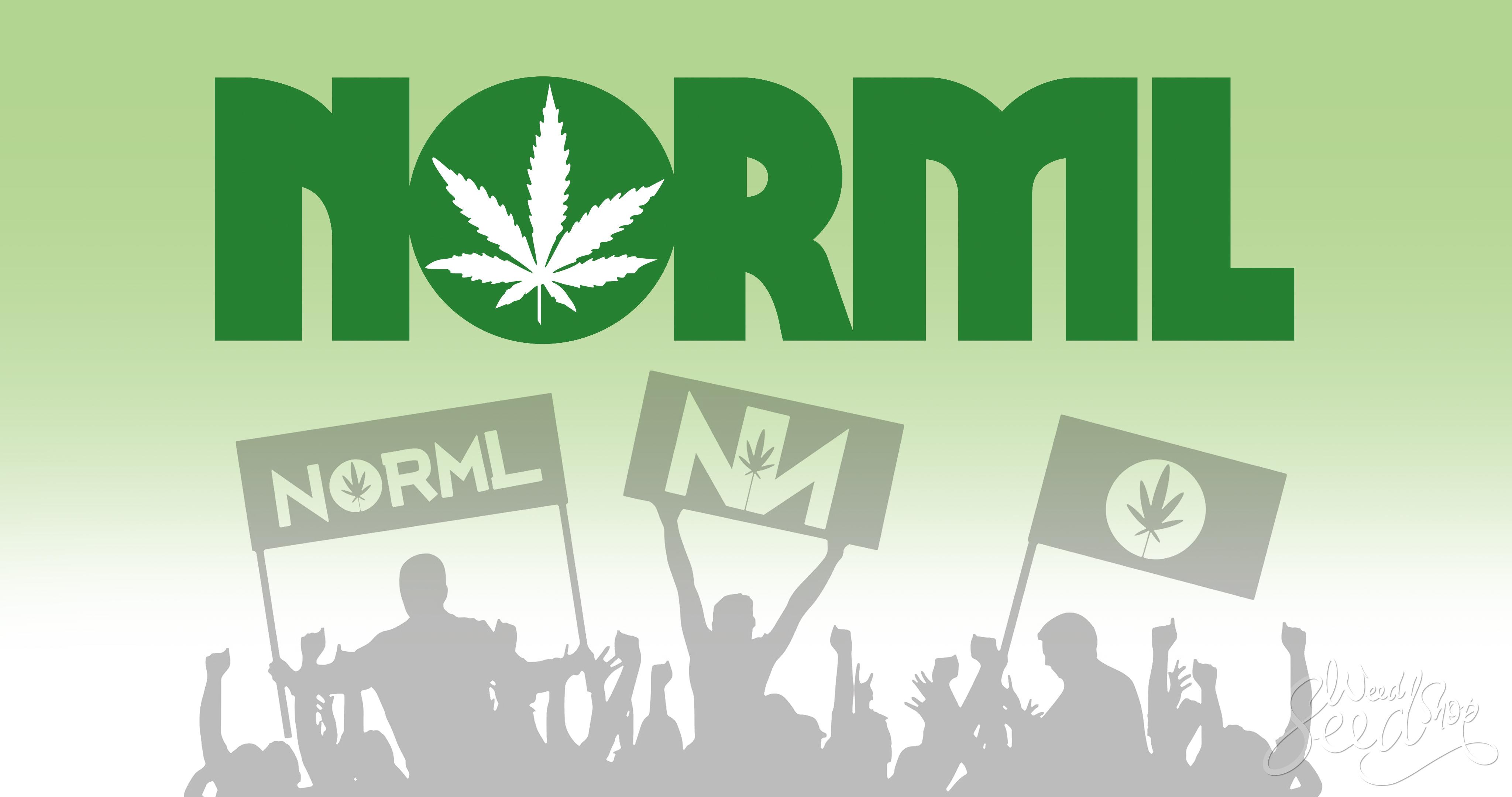 La historia e importancia de la NORML - WeedSeedShop
