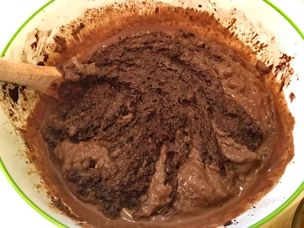 hasch brownies backen