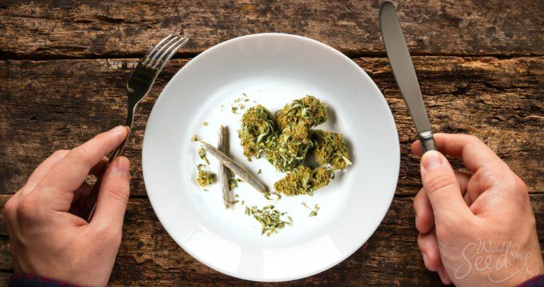 Möchtest du mit Marihuana zunehmen? Lerne hier, wie!