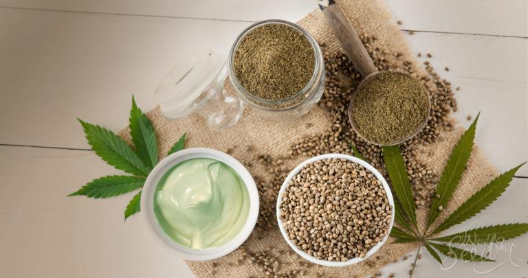 Hoe maak je cannabis topicals (lotions en zalven)