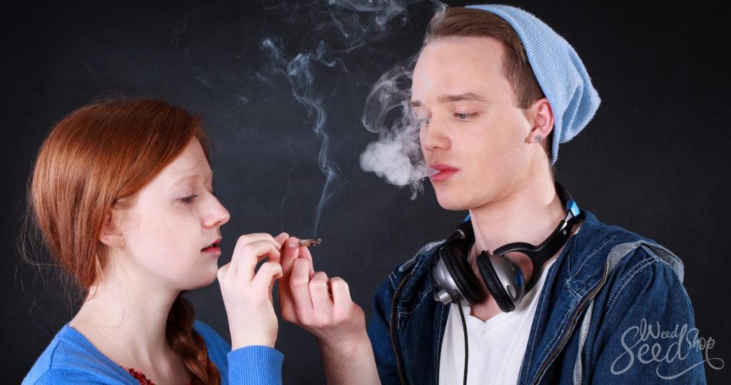Cómo fumar marihuana por primera vez - WeedSeedShop Blog