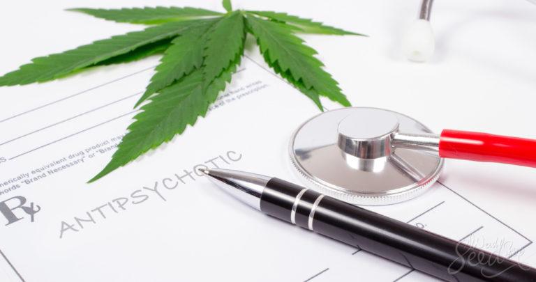 Le cannabis est-il un remède contre la psychose ?