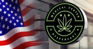Die Kollision zwischen legalem Marihuana und US Angestellten
