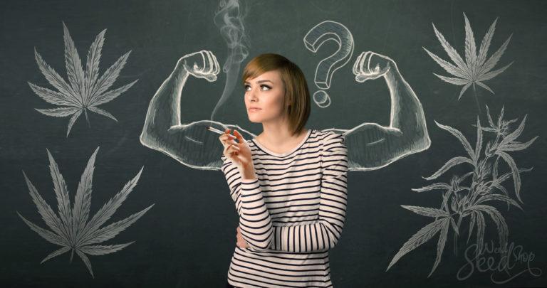 Training with Mary Jane – Marijuana and Bodybuilding