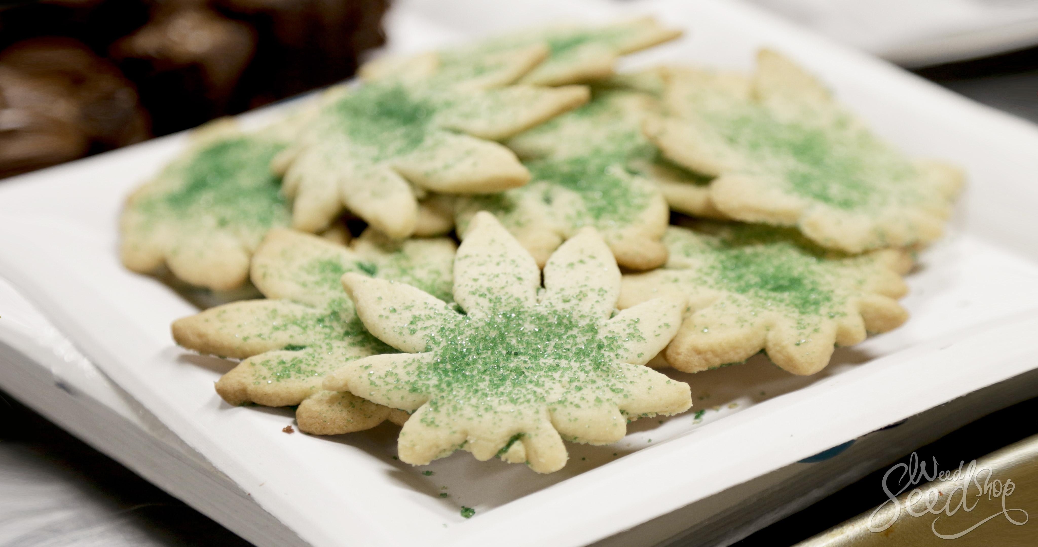 Una verde navidad con 5 recetas de comestibles de cannabis - WeedSeedShop