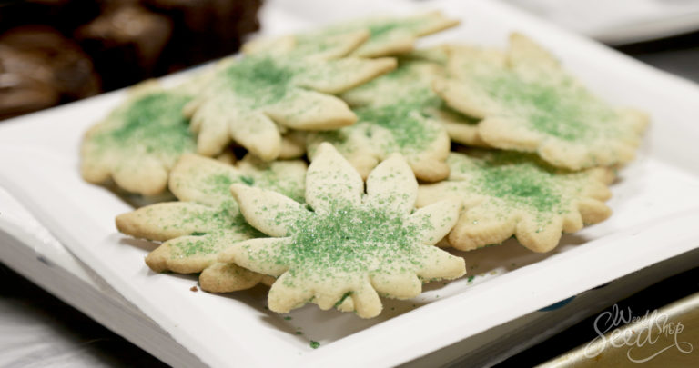 A Herbal Christmas With 5 Cannabis Edible Recipes