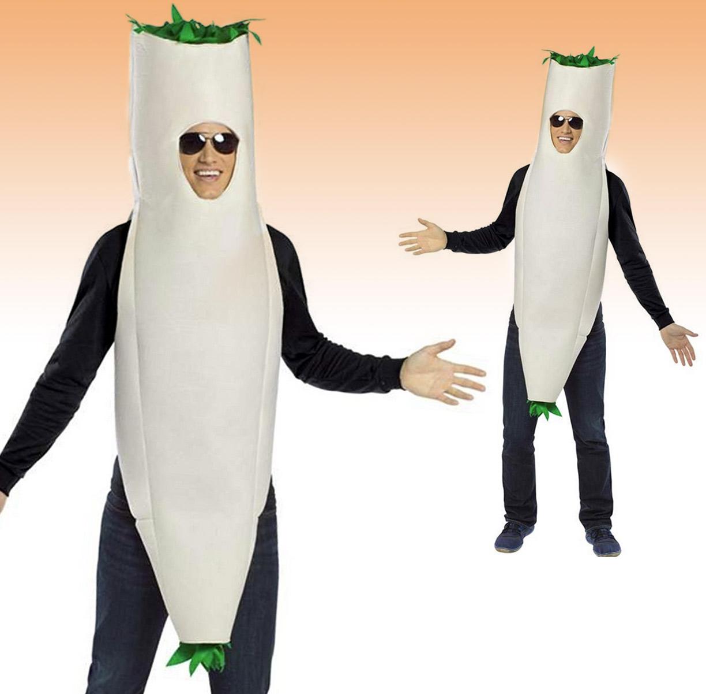 12 bekiffte Ideen für Halloween-Kostüme, die deine Freunde zum Lachen bringen