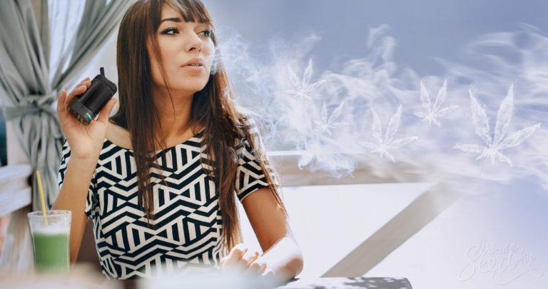 Vaporizadores parte 1: La diferencia entre vaporizar y fumar