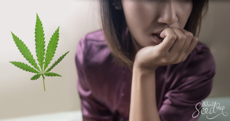 Weed and Anxiety: Is It a Treatment or a Cause?