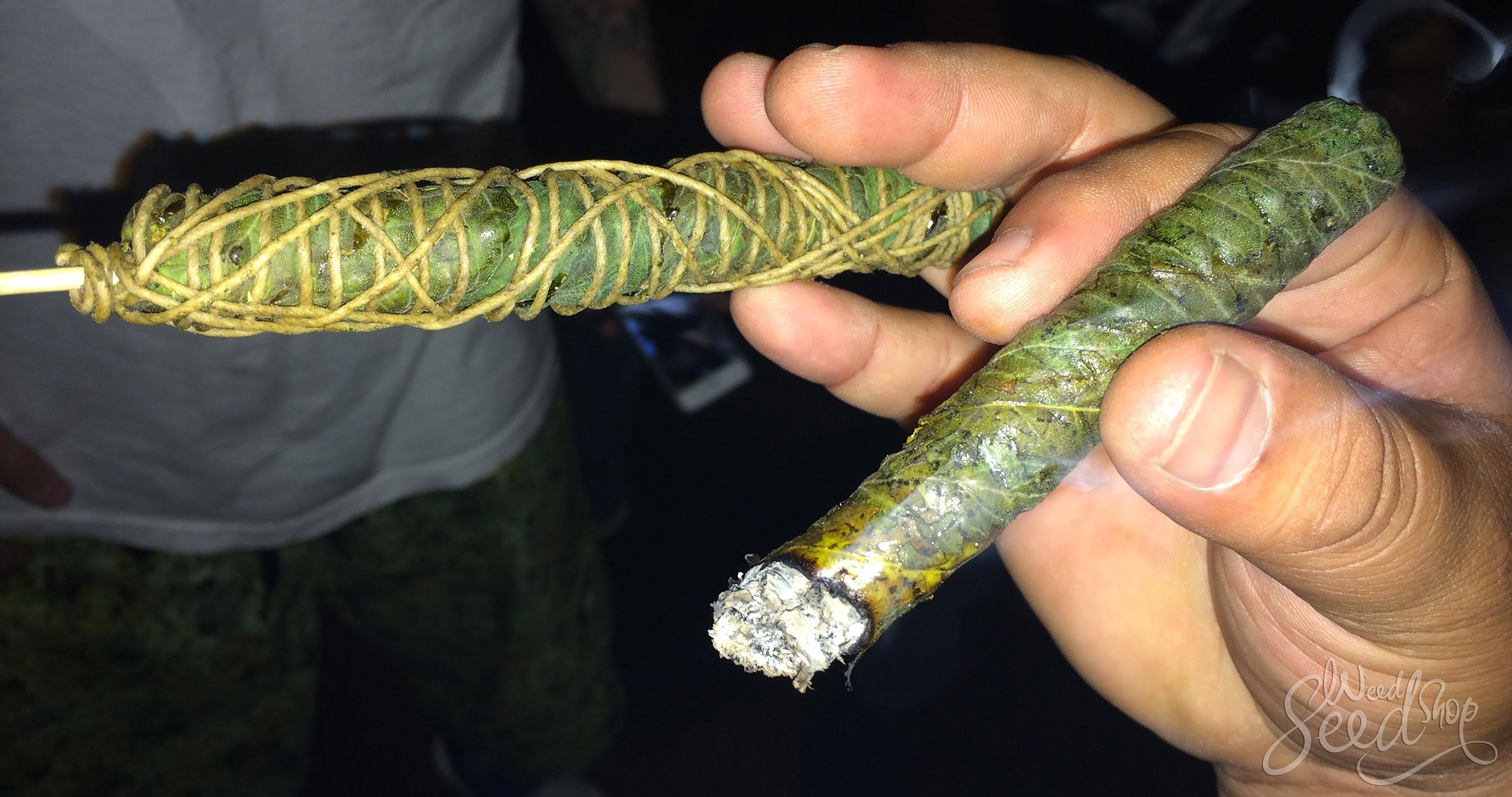 Was sind Thai Sticks und wie stellt man sie her? - WeedSeedShop