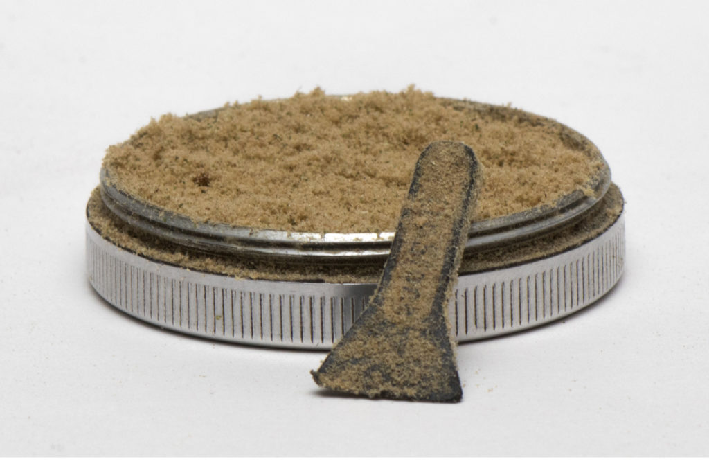 What Are The Different Types of Hash? - WeedSeedShop