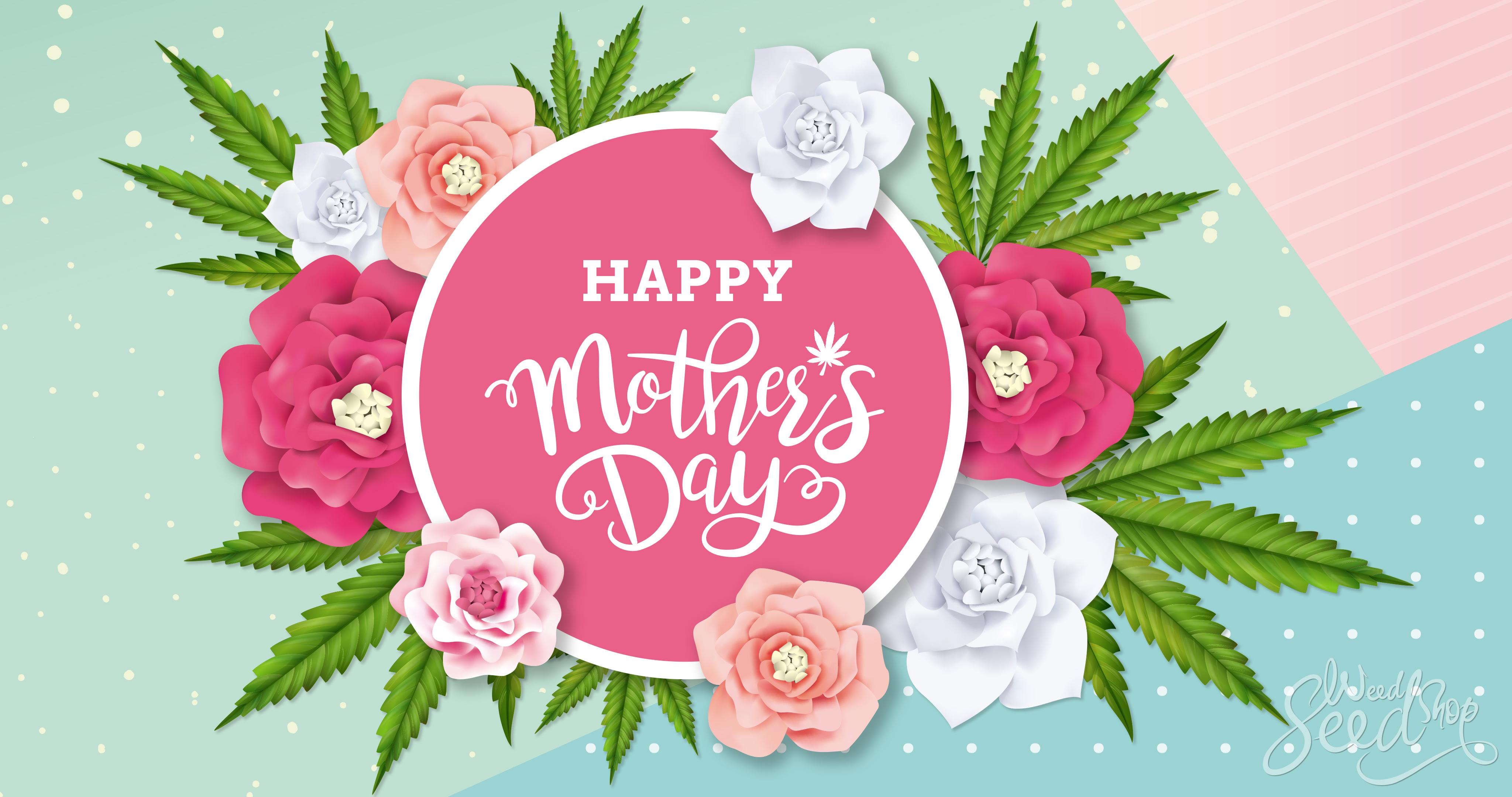 8 cadeaux pour une fête des mères cannabique - WeedSeedShop