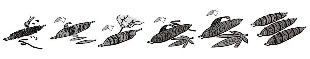¿Qué son los Thai Sticks y cómo se hacen? - WeedSeedShop