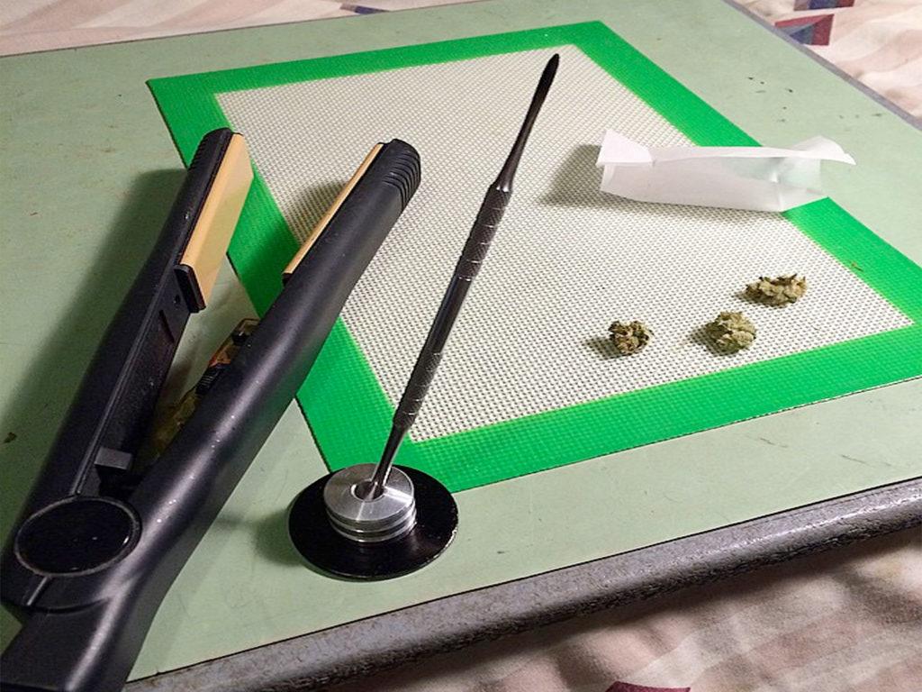 Cómo hacer rosin de marihuana