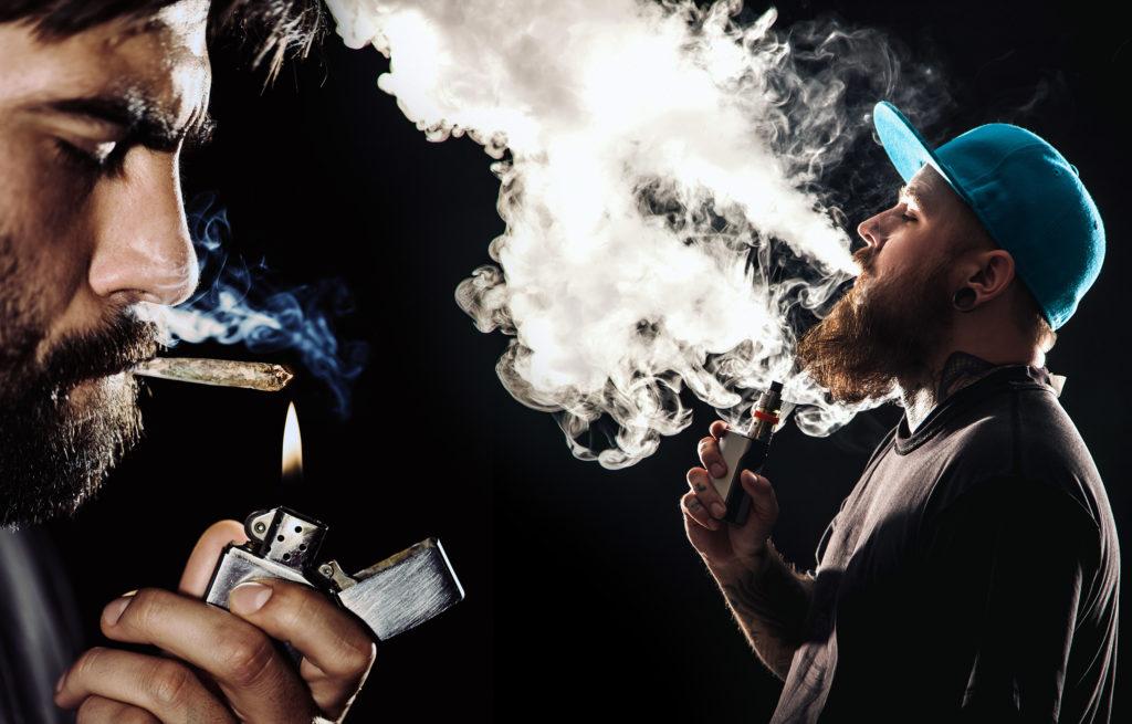 Vaporizers Deel 1: Het Verschil Tussen Roken en Vapen - Weed Seed Shop Blog