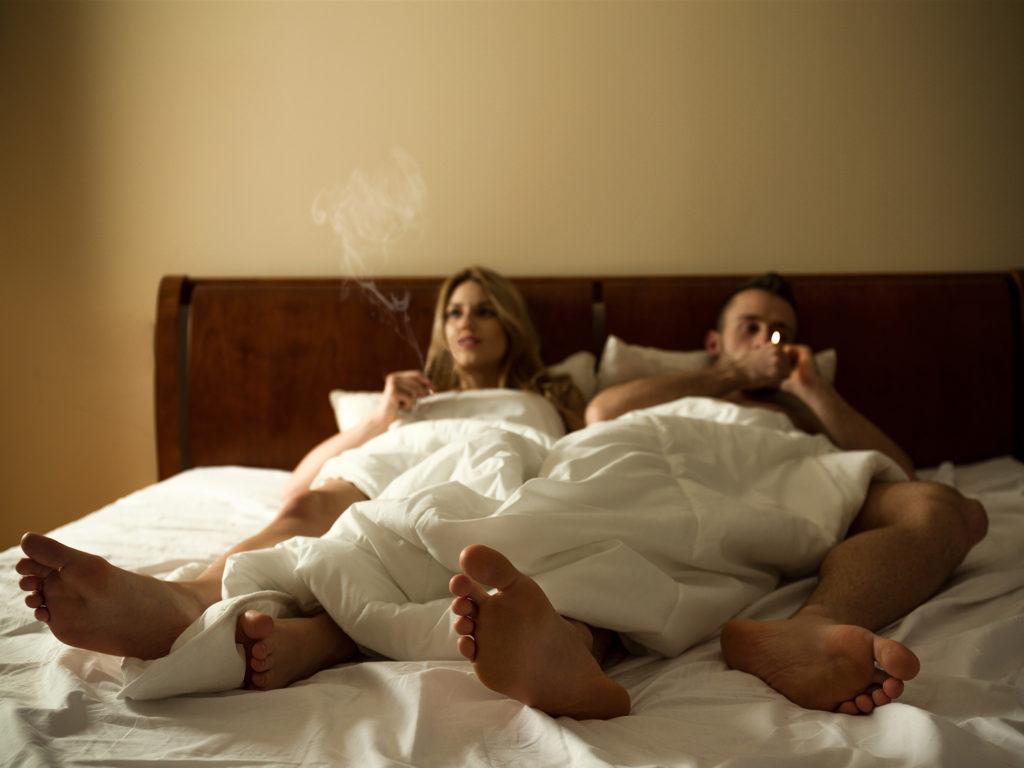 ¿Cómo el cannabis afecta al sexo?
