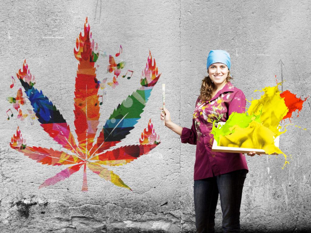 La légalisation du cannabis et l'expansion de la conscience
